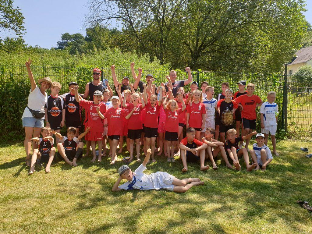 JSG EppLa goes Beachhandball in Irmenach