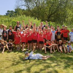 JSG EppLa goes Beachhandball in Irmenach