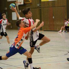 mB-Jugend: Teamleistung schlägt Tabellenführer