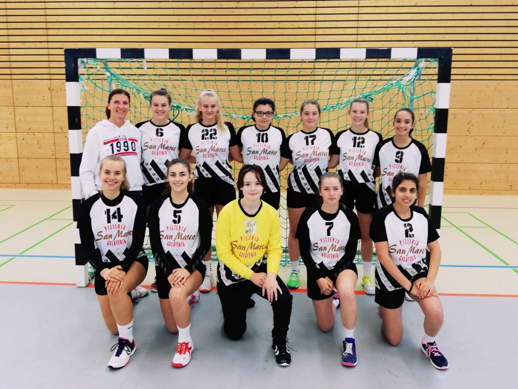 BÄÄÄM! Tolles Spiel der wJB-Mädels gegen die wJSG Bad S./Schwalb./Niederh. II