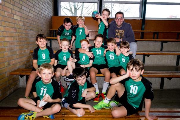 F-Jugend: EppLa I startet in Schierstein erfolgreich ins Jahr 2020