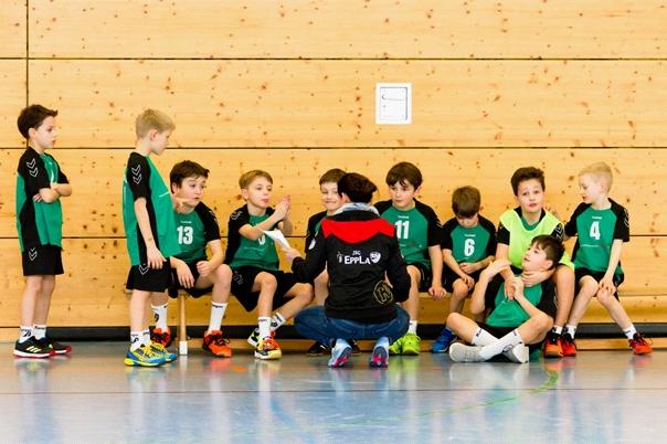 F-Jugend: EppLa I auch in Wehrheim mit vier klaren Siegen