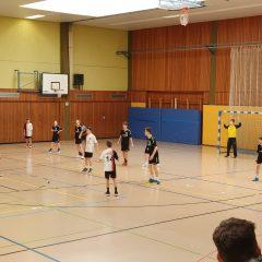 Männliche D1 in Holzheim: Aufholjagd wird nicht belohnt