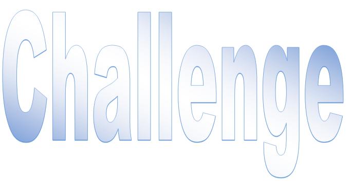 Challenge Video 1