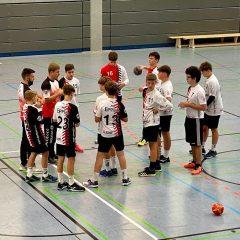 mC-Jugend holt dritten Platz beim Fledermaus-Cup